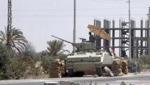 24 policiers tués dans le Sinaï