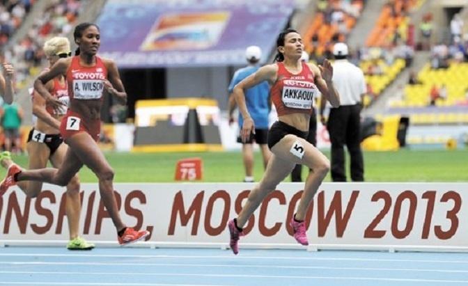 Les athlètes marocains ratent le coche aux Mondiaux de Moscou