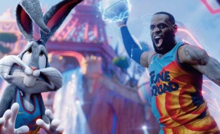 LeBron James en roi du box-office avec le nouveau Space Jam