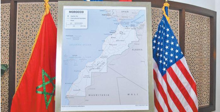 Une reconnaissance historique à la hauteur d' une alliance séculaire entre le Maroc et les Etats-Unis