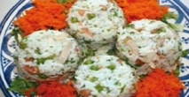 Recette : Salade de riz et poulet