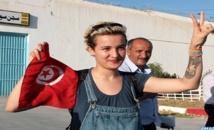 La Tunisienne Amina Sboui quitte Femen