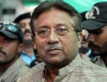 Musharraf officiellement inculpé du meurtre de Bhutto