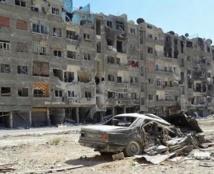 Au moins 100 morts dans des bombardements près de Damas