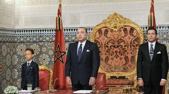 S.M. Mohammed VI dans le discours prononcé à l'occasion du 60ème anniversaire de la Révolution du Roi et du Peuple : Le gouvernement actuel aurait dû capitaliser les acquis