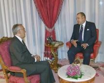 Nomination d'Omar Azziman président délégué du Conseil supérieur de l'enseignement