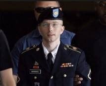 Bradley Manning écope de 35 ans de prison