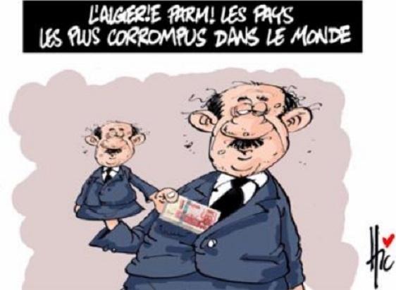 Le régime algérien miné par les affaires de corruption