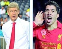 Arsène Wenger renonce à Luis Suarez