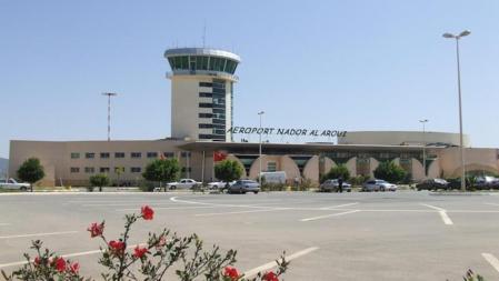 L'aéroport de Nador enregistre une baisse de 11,31% de son trafic passagers à fin juin