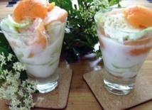 Recette : Cocktail melon et concombre