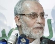 Ouverture en Egypte du procès du numéro un des Frères musulmans