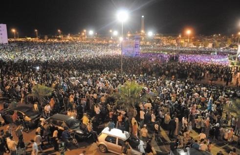 Les Casablancais retrouvent l'ambiance festive d'antan