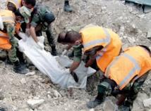 Inspection onusienne  au site chimique en Syrie