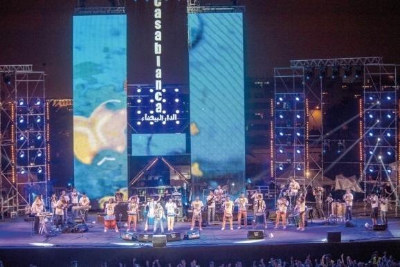 Le Festival de Casablanca s'offre des records d'affluence