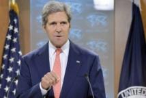 """Washington estime """"indéniable""""   l'usage d'armes chimiques en Syrie"""