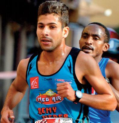 L'équipe nationale d'athlétisme entre en lice. ZouhairTalbi exclu