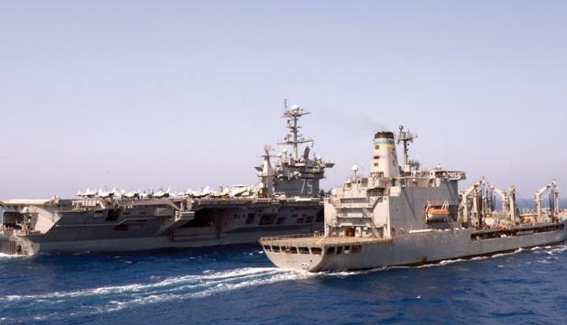 Une frappe contre  la Syrie en préparation