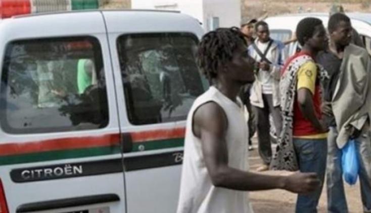 Arrestations massives de Subsahariens