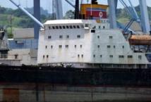 Les armes sur un cargo nord-coréen violent les sanctions de l'ONU