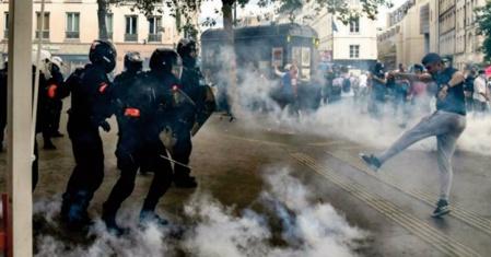 Covid-19: Inquiétude en Chine et manifestations en France