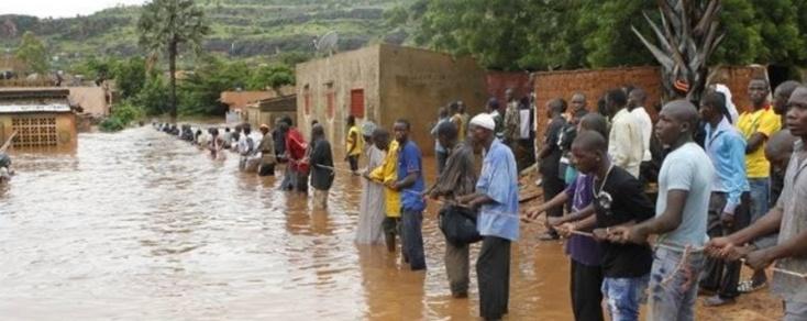 Inondations meurtrières à Bamako