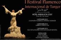 Premier Festival international du flamenco de Tanger