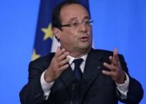 Hollande déterminé  à punir le régime d'Al-Assad