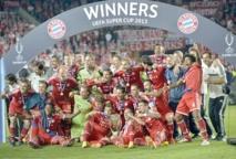 Le Bayern s'offre Chelsea  et la Supercoupe d'Europe