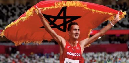 Soufiane El Bakkali : Le sacre olympique est le fruit de nombreuses années de travail