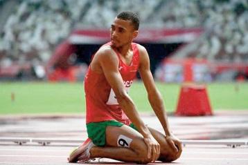 Sadiqui qualifié pour les demi-finales du 1500m