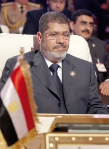 Le président déchu Morsi jugé pour  incitation au meurtre