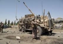 Les talibans  attaquent une base U.S  à la frontière  pakistanaise