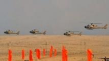 L'aviation égyptienne bombarde des combattants islamistes au Sinaï