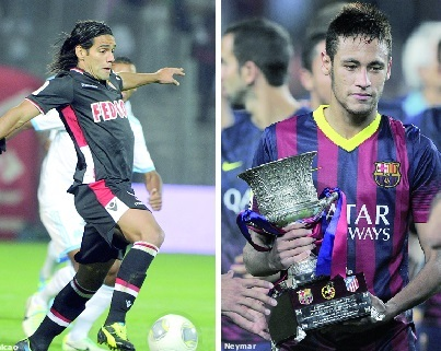 Real Madrid et Monaco, somptuaires
