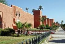 L'ancienne médina de Marrakech échappe à la vie moderne