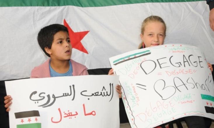 Demandeurs d'asile aspirant au statut de réfugiés