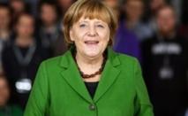 Merkel favorite à deux  semaines des législatives