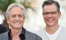Michael Douglas et Matt Damon en lice pour les Emmy Awards