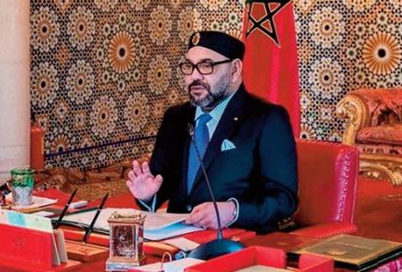 S.M le Roi donne ses Hautes instructions aux ministres de l'Intérieur et des AE afin d' exprimer à leurs homologues algériens la disponibilité du Maroc à aider l'Algérie à combattre les incendies de forêts