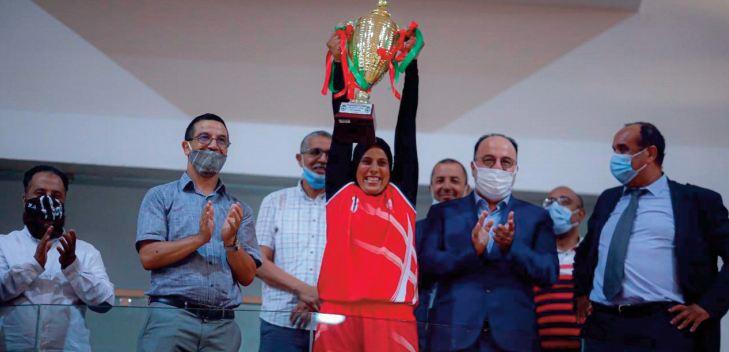Coupe duTrône de basketball dames: Le KACM remporte le titre