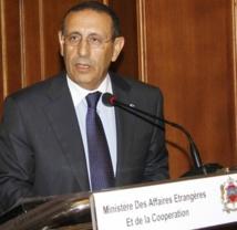 Youssef Amrani : le Maroc veut jeter les bases d'un partenariat stratégique modèle avec le CCG