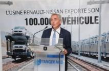 La barre des 100 mille véhicules exportés a été franchie