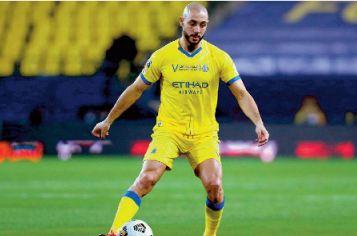 Noureddine Amrabat quitte le club d'Al-Nassr