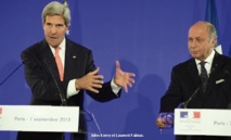 Kerry poursuit son offensive