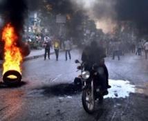 Egypte en proie  à des violences sanglantes
