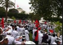 Médecins internes et résidents  : Port de brassard et grève au programme