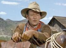 John Wayne Le célèbre cowboy de l'écran