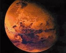 Du métal provenant de Mars à l'origine de la vie sur Terre