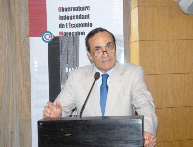 Habib El Malki, président du CMC et de la Commission administrative de l'USFP